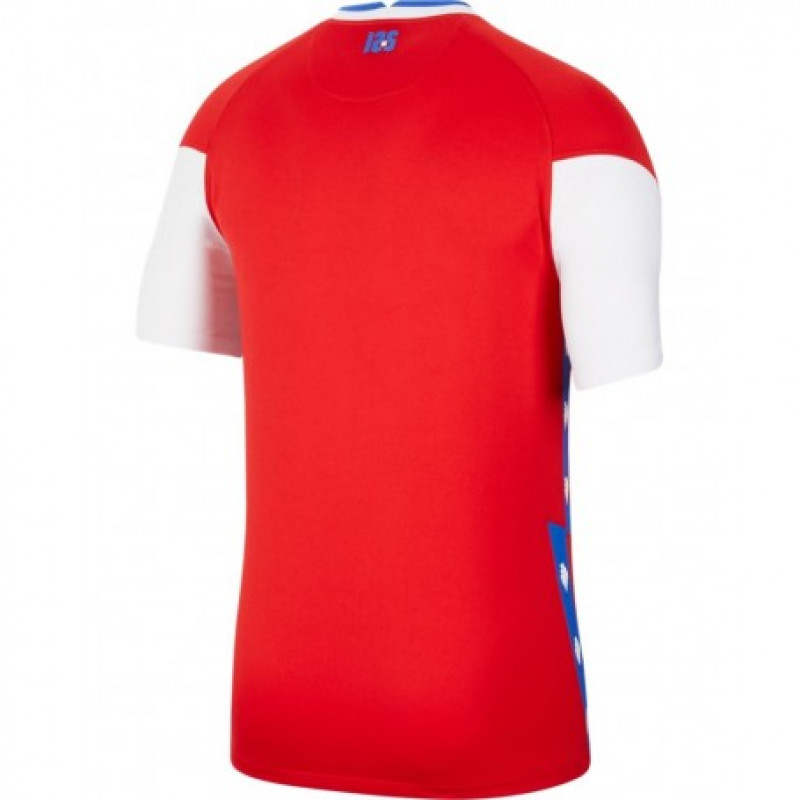 NIKE CHILE MEN'S HOME JERSEY 2020-2021