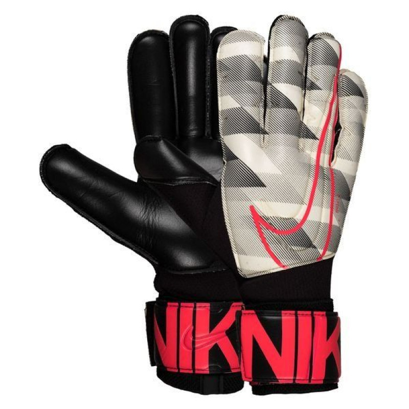 NIKE GK GRIP 3-WHITE-BLACK-LASER