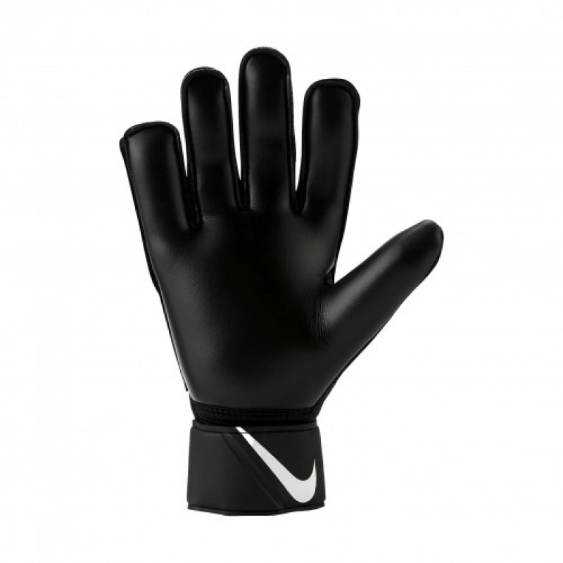 NIKE MATCH GOALKEEPER GLOVES BLACK-WHITE