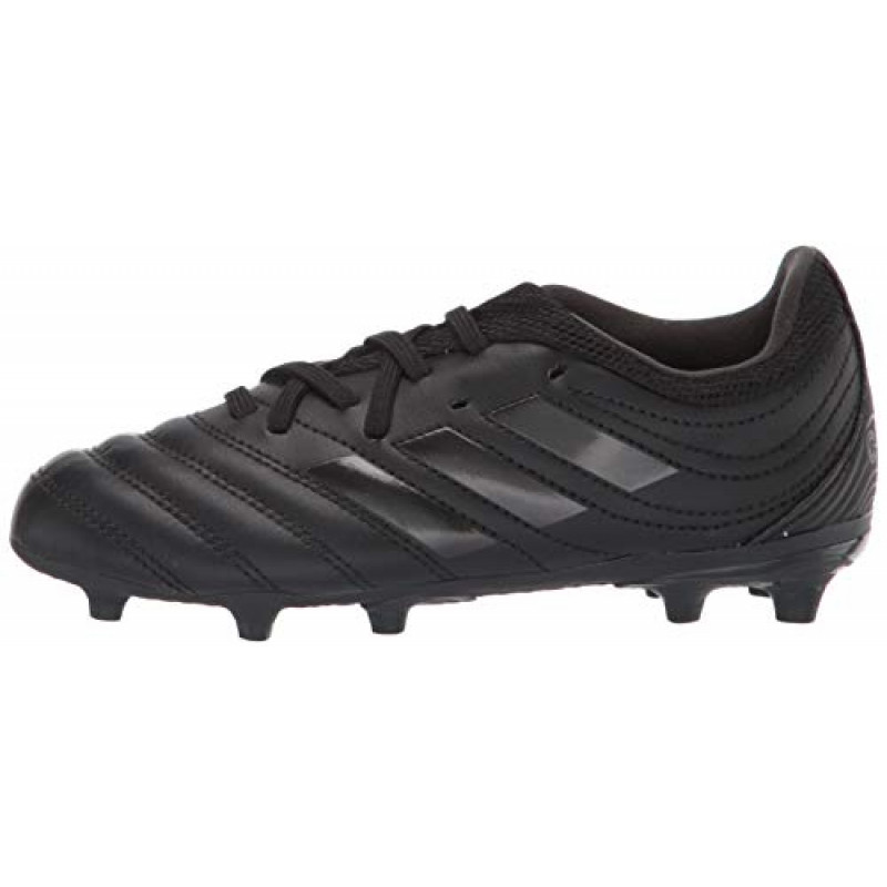 adidas  COPA 20.3  YOUTH FIRM GROUND SOCCER CLEATS BLACK-BLACK