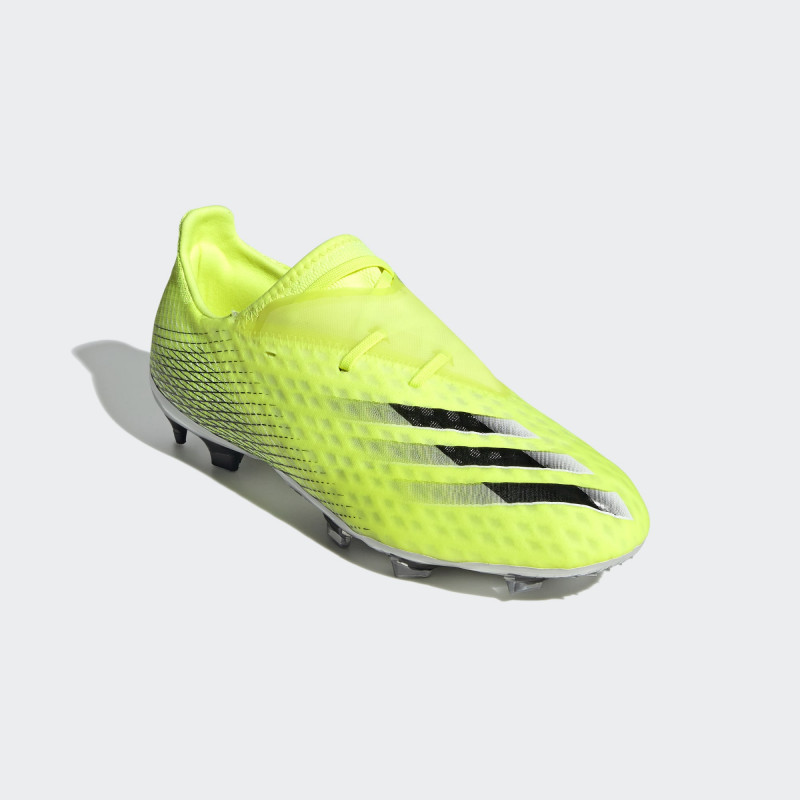 adidas XGHOSTED.2 FIRM GROUND -Solar Yellow / Cloud White / Royal Blue