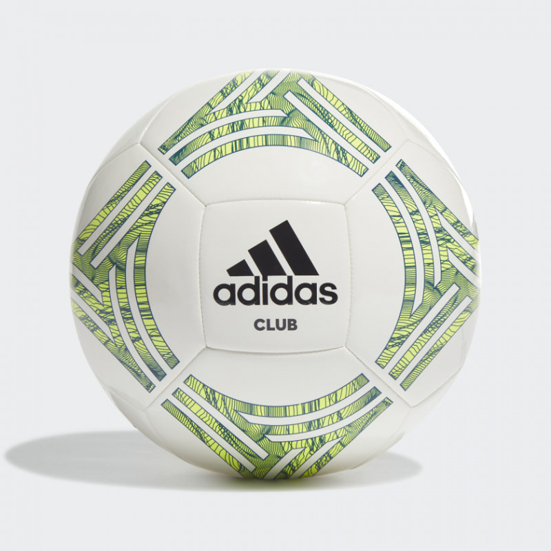 adidas TANGO CLUB BALL White / Royal Blue / Solar Yellow / Black