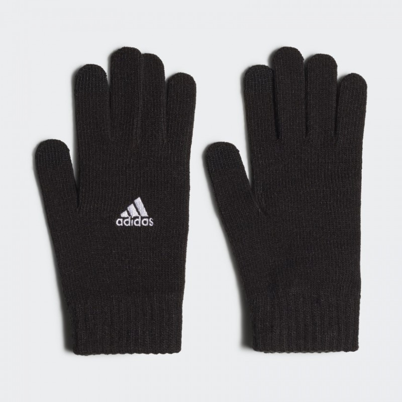 adidas TIRO GLOVES Black / White