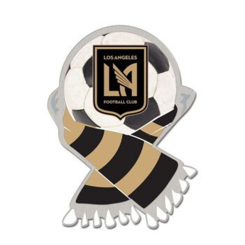 LAFC COLLECTOR PIN PLAGE