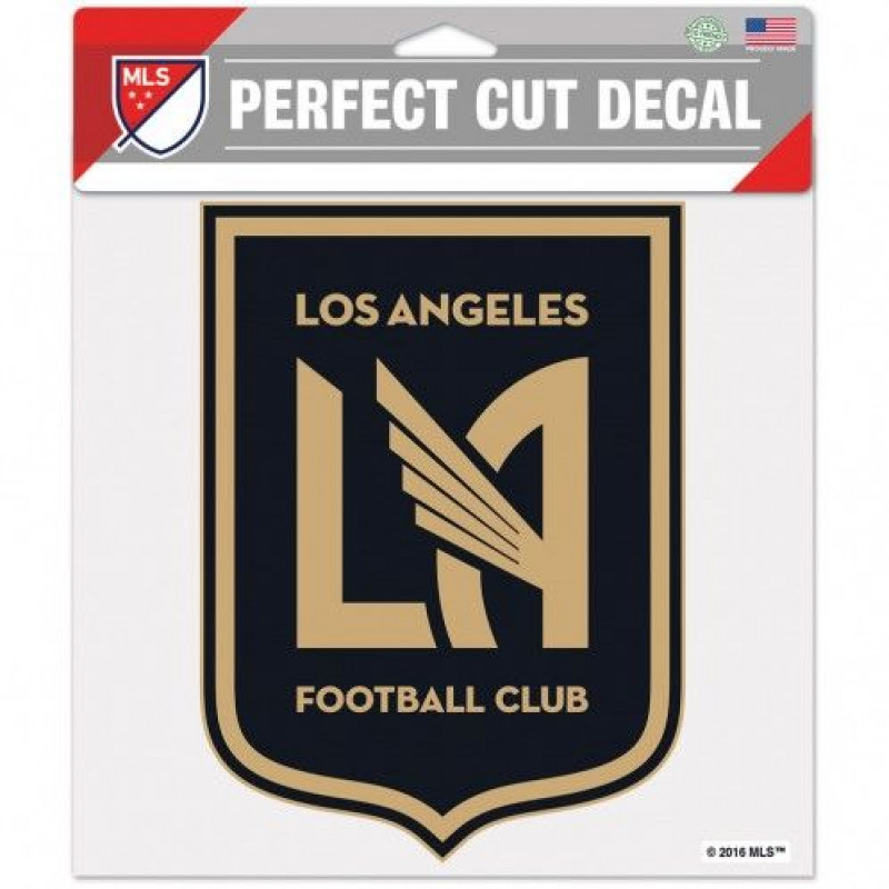 LAFC LARGE CUT DECAL
