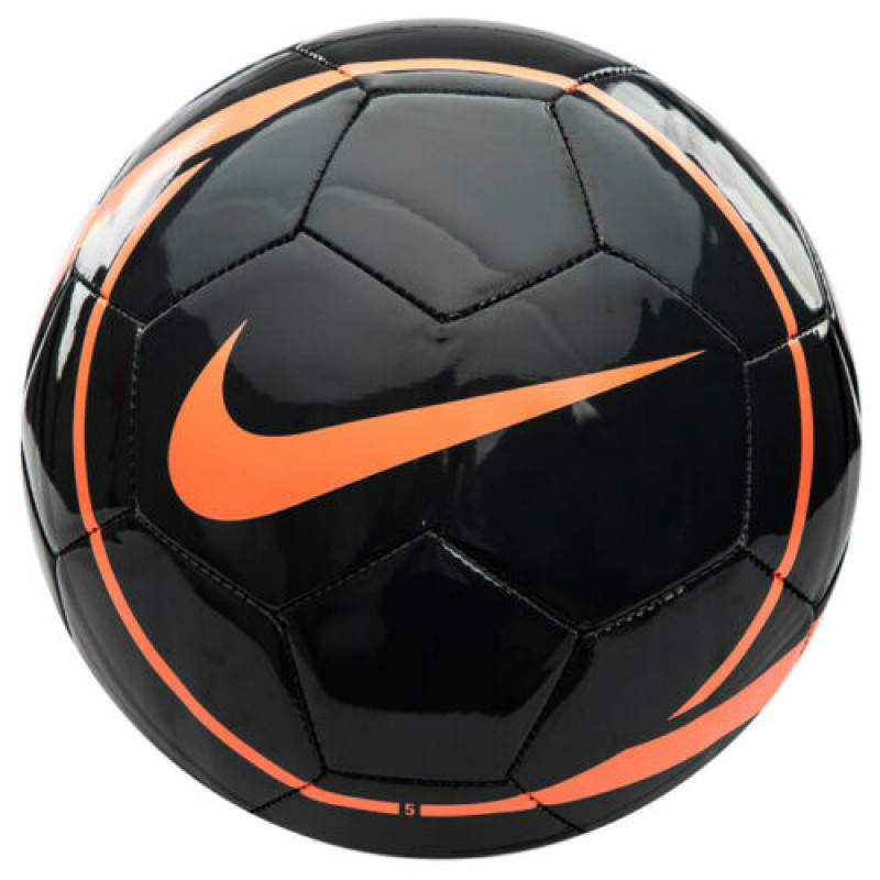 NIKE PHANTON VENOM BALL-BLACK-ORANGE