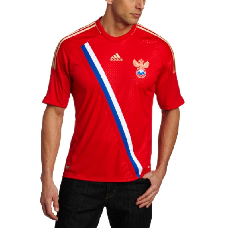 Adidas RUSSIA MEN'S HOME   NATIONAL TEAM 2012-2013