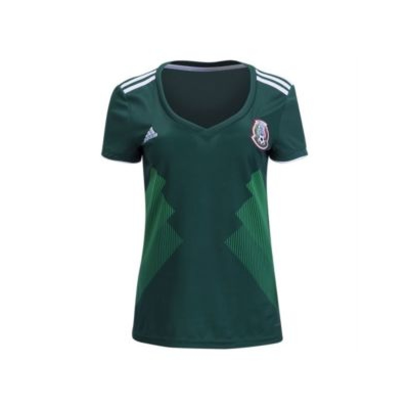 adidas MEXICO WOMEN'S HOME JERSEY 2018
