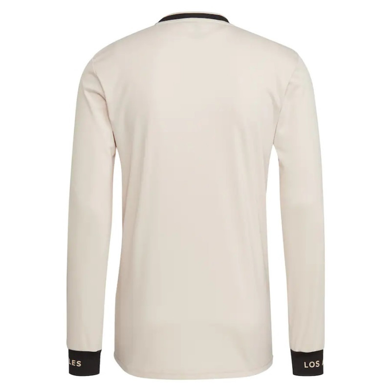 adidas LAFC MEN'S AWAY LONG SLEEVE  JERSEY- 2021/22