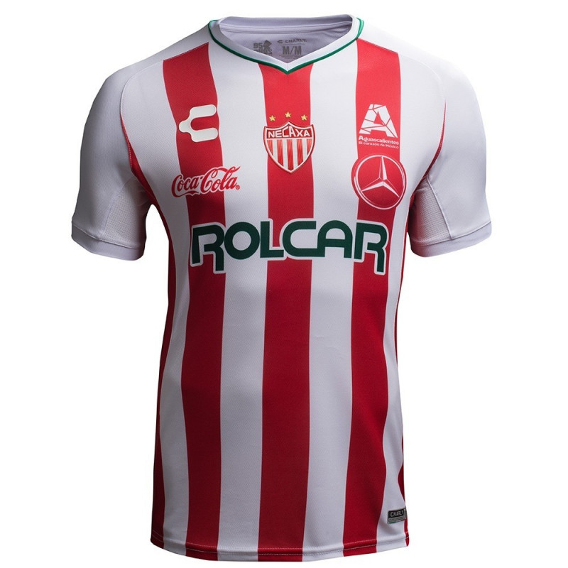 Charly Men's Necaxa Home Jersey 18-19