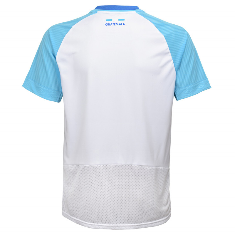 Umbro Youth Guatemala Home Jersey 2019- White