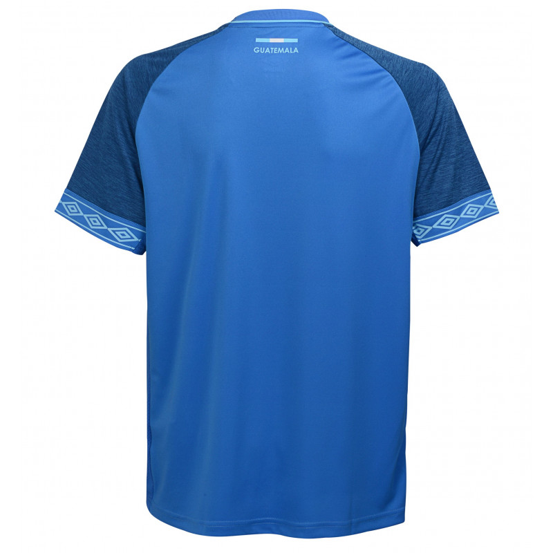 Umbro Men's Guatemala Away Jersey 2019- Blue