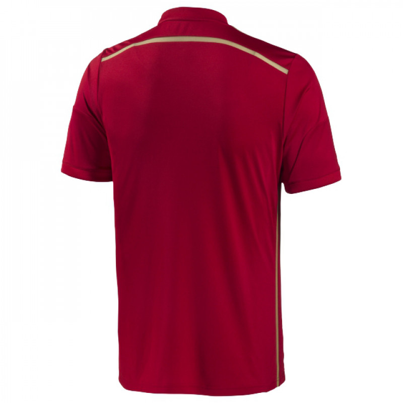 ADIDAS  SPAIN YOUTH  HOME  JERSEY 2014 -2015