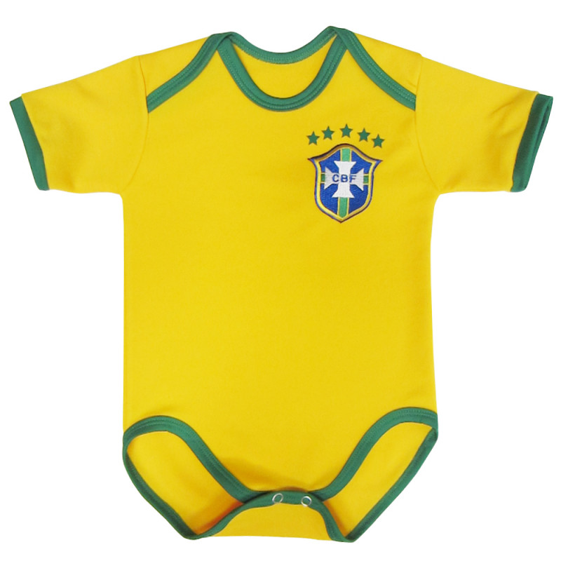 BRAZIL HOME BABY SUIT 2014