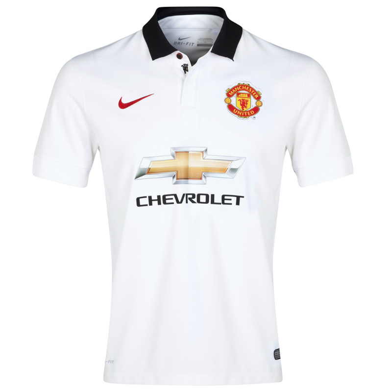quality design 06704 698cc MANCHESTER UNITED AWAY JERSEY 14/15 (CHICHARITO 14)