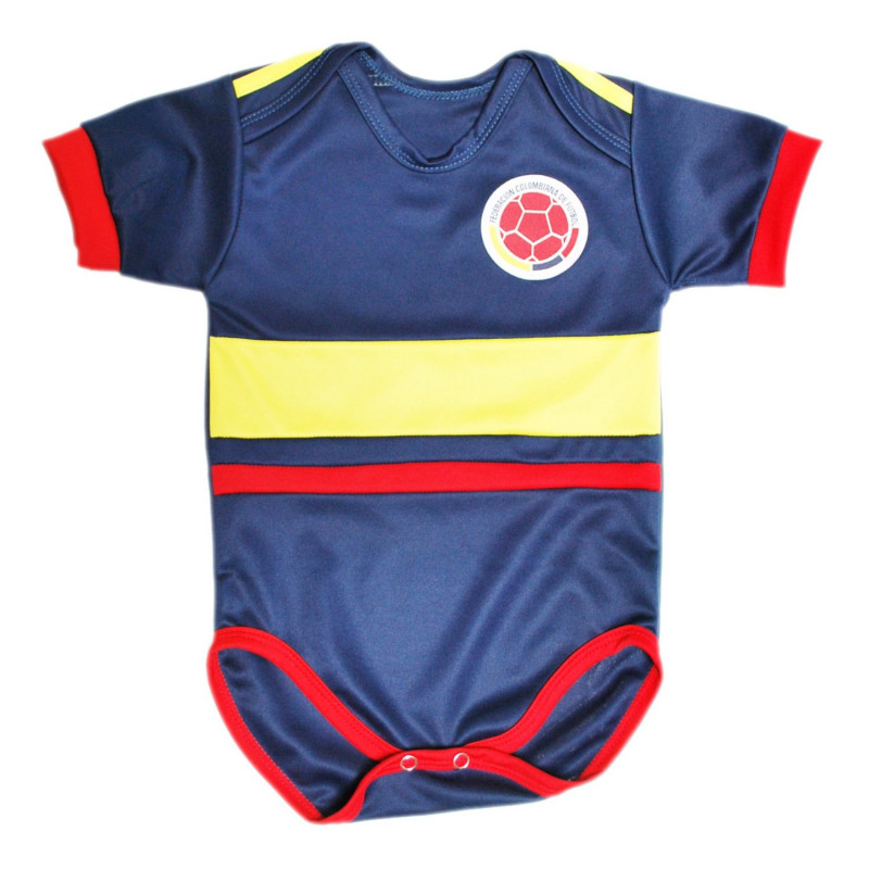 COLOMBIA AWAY  BABY SUIT 2015