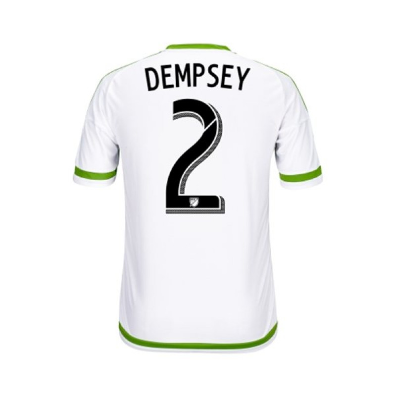 newest collection e7688 23c59 DEMPSEY 2 SEATTLE SOUNDERS YOUTH AWAY JERSEY 2015