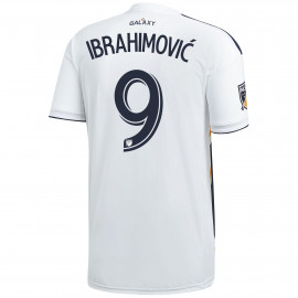ZLATAN IBRAHIMOVIC #9 LA GALAXY YOUTH HOME JERSEY 2018