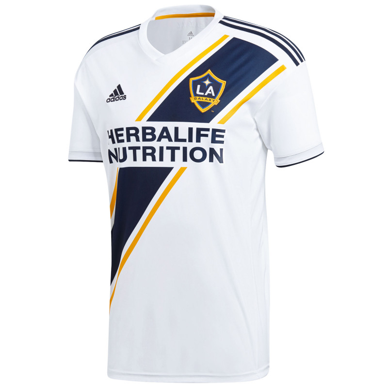 ZLATAN IBRAHIMOVIC #9 LA GALAXY MEN'S HOME JERSEY 2018
