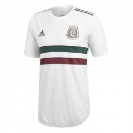 Mexico Men's  Away Authentic Jersey 2018