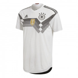 Germany Men's Home Authentic Jersey World Cup Russia 2018