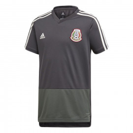 Mexico Youth TRNG Jersey World Cup 2018 (Black)