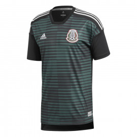 Mexico Men's Home Pre-Match Jersey  World Cup 2018