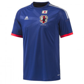 Japan Men's Home Pre-Match Jersey  2014