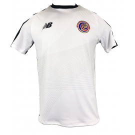 Costa Rica Men's Away  Jersey  World Cup 2018