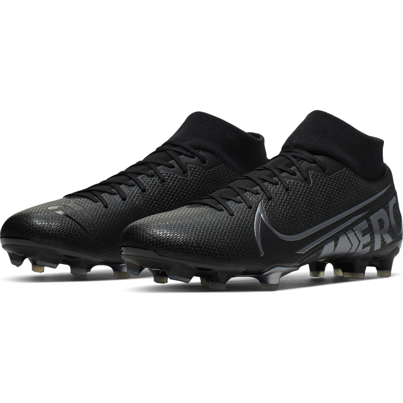 Nike Mercurial Superfly 7 Academy MG - Black/Metallic