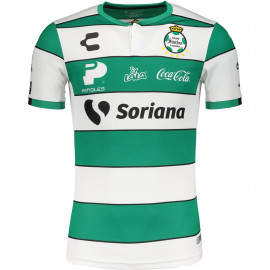 Charly Santos Laguna Home Men's Soccer Jersey 2019-20