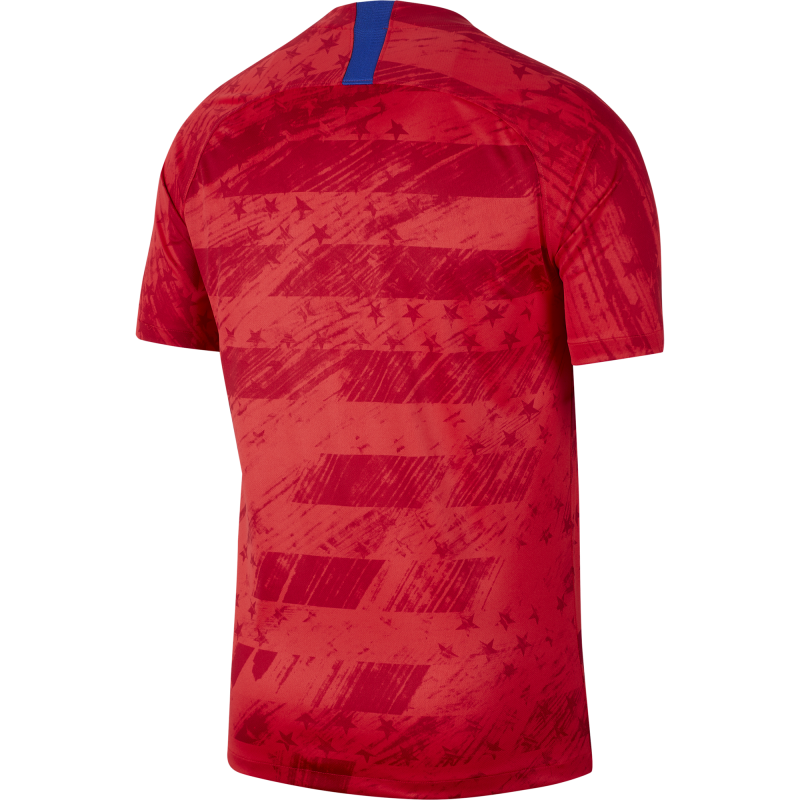 Nike Mens USA Away Soccer Jersey 2019