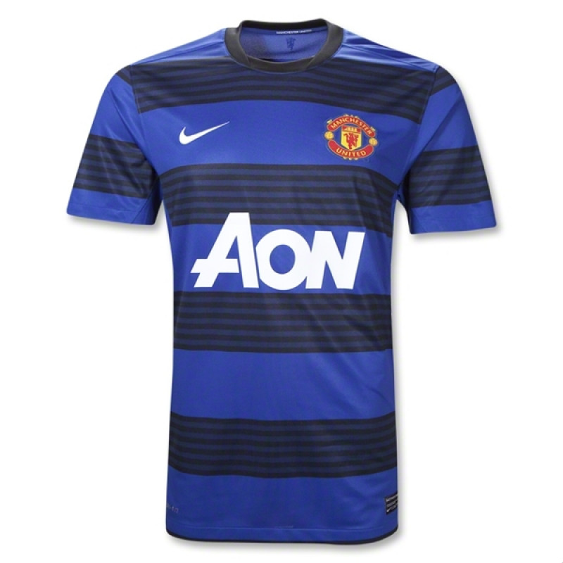 new concept f84fd 4c347 MANCHESTER UNITED AWAY JERSEY 11/12