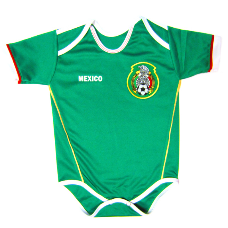 MEXICO HOME BABY SUIT 2012 (CHICHARITO 14)