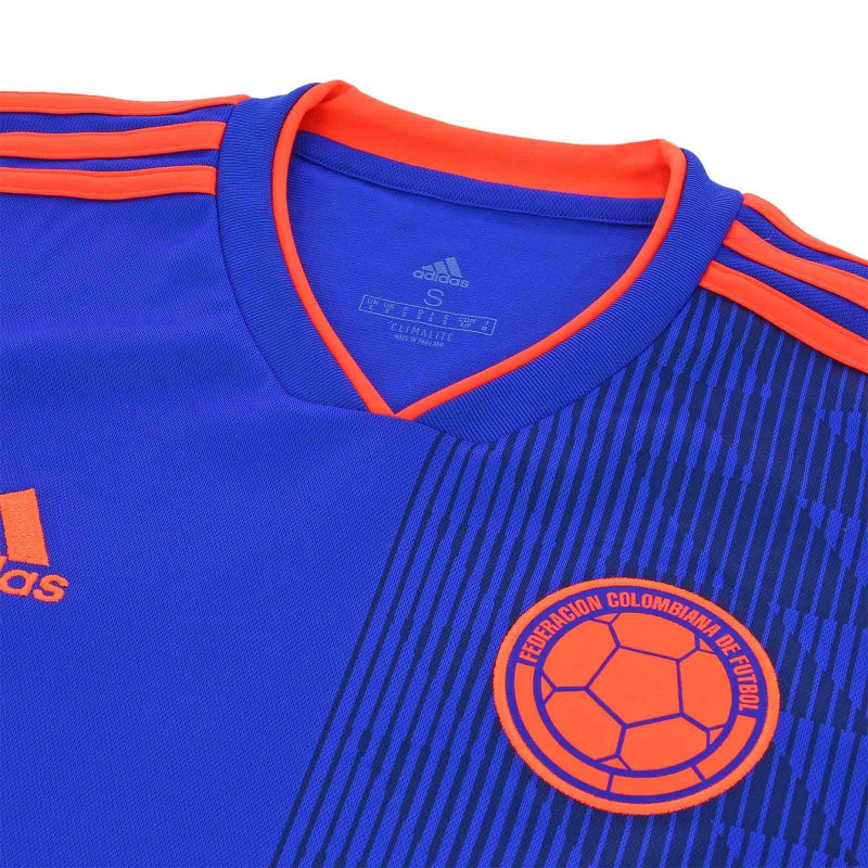 cb295a5ed ... COLOMBIA OFFICIAL MEN S AWAY SOCCER JERSEY WORLD CUP RUSSIA 2018