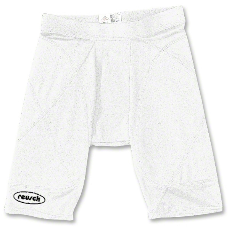 COMPRESSION SHORT (WHITE) YOUTH