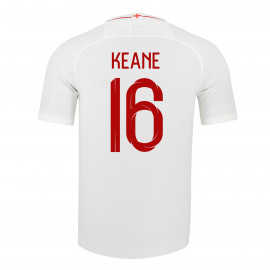 ENGLAND MEN'S HOME JERSEY WORLD CUP RUSSIA 2018 KEANE #16