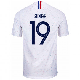 FRANCE MEN'S AWAY JERSEY WORLD CUP RUSSIA 2018 SIDIBE #19