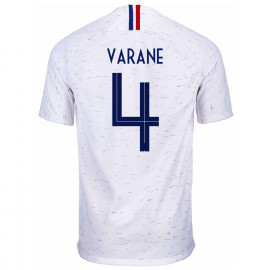 FRANCE MEN'S AWAY JERSEY WORLD CUP RUSSIA 2018 VARANE #4