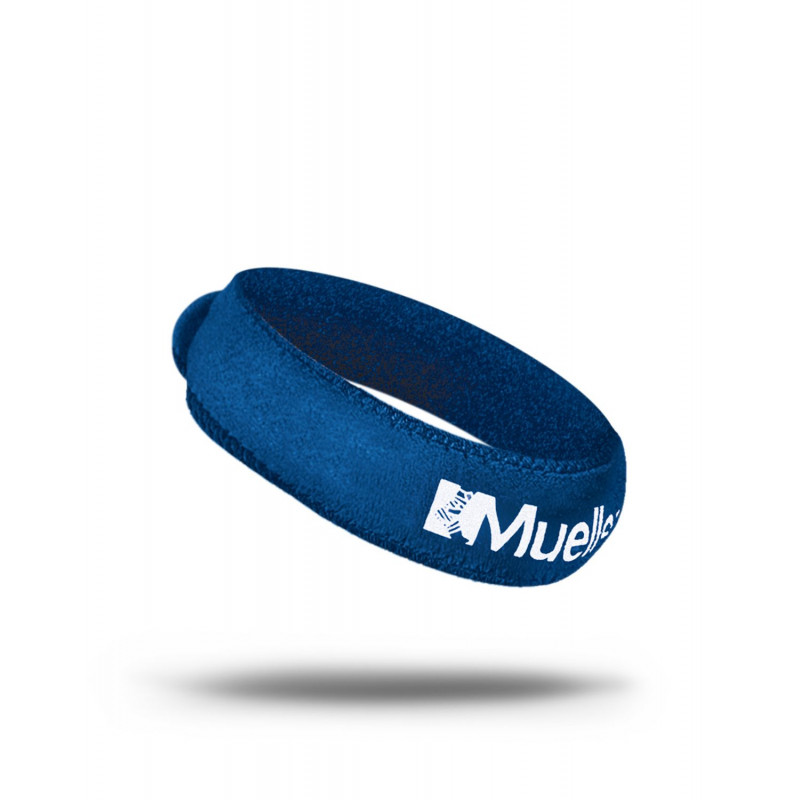 JUMPER'S KNEE STRAP - BLUE