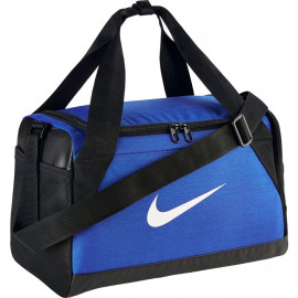 Nike Brasilia 7 Extra Small Duffel Bag-BLUE