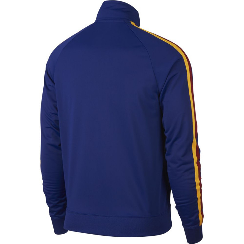 FC Barcelona Men's Track Jacket