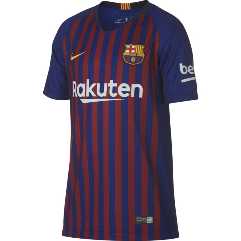 Nike Breathe FC Barcelona Stadium Home 18/19