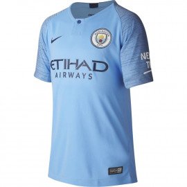 Nike Manchester City FC Stadium Home Youth Jersey