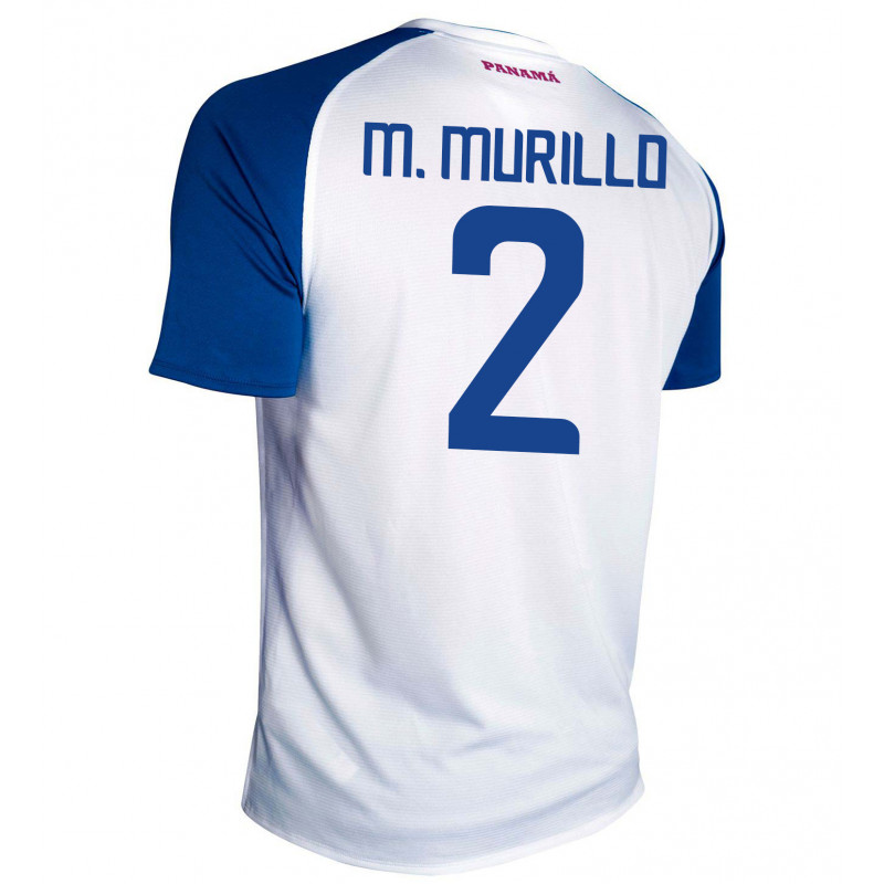 7ef0fc0f0 PANAMA AWAY MEN S JERSEY WORLD CUP RUSSIA 2018 M. MURILLO  2