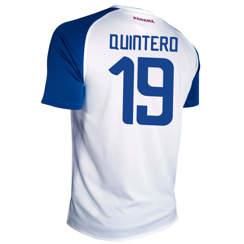 PANAMA AWAY MEN'S JERSEY WORLD CUP RUSSIA 2018 QUINTERO #19