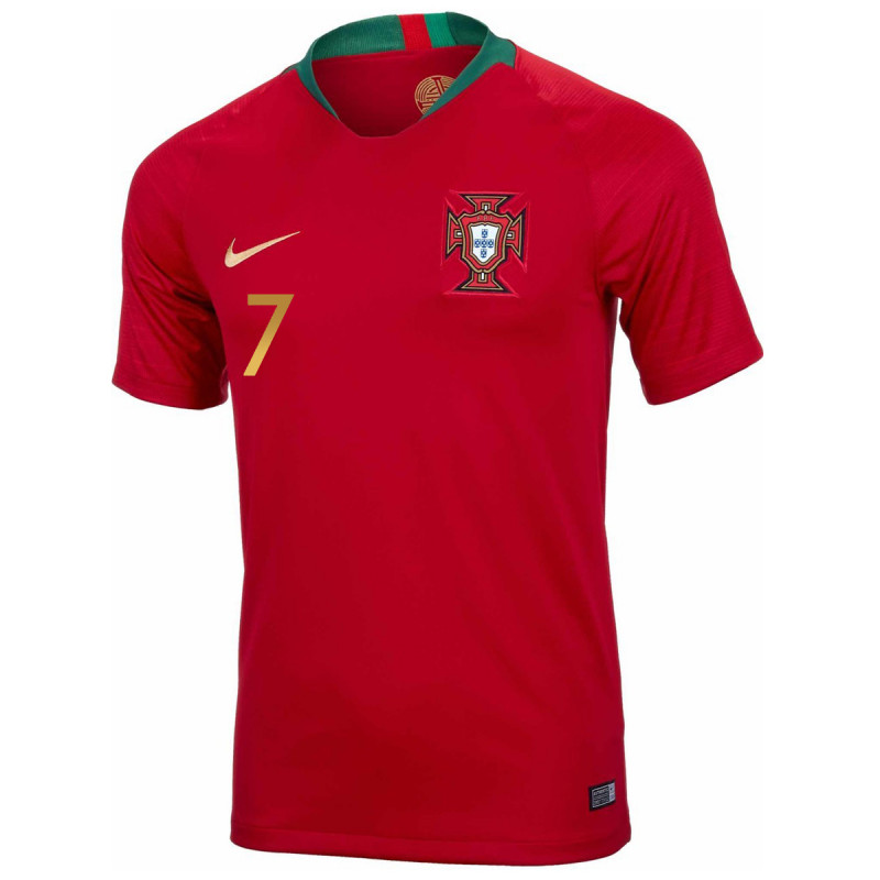 quality design ad18d 97c52 PORTUGAL 2018 HOME MENS JERSEY, NIKE PORTUGAL HOME JERSEY ...