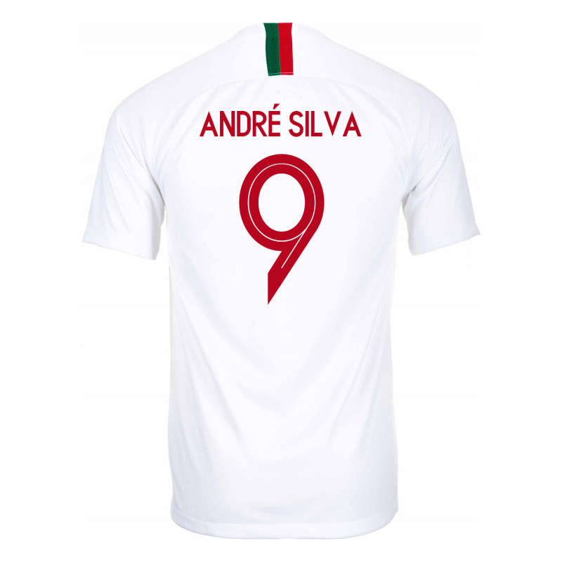 f1b3ad51d PORTUGAL MEN S AWAY JERSEY WORLD CUP RUSSIA 2018 ANDRE SILVA  9