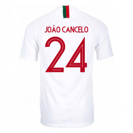 PORTUGAL MEN'S AWAY JERSEY WORLD CUP RUSSIA 2018 JOAO CANCELO #24