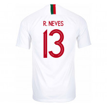 ceca50f46ef PORTUGAL MEN S AWAY JERSEY WORLD CUP RUSSIA 2018 R. NEVES  13